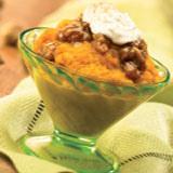 Praline Pumpkin Rice Pudding